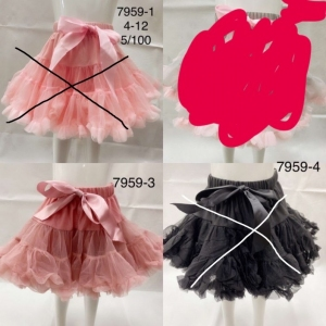 Spódnica Dziewczęca (4-12) TP445