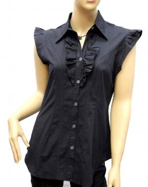 Koszule Damskie krótki rękaw ( 36-44 ) PRM 14