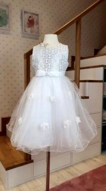 Sukienka wizytowa dziewczynki (4-14lat) NL4729