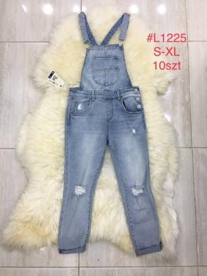 Ogrodniczki damskie (  S-XL)) TP08