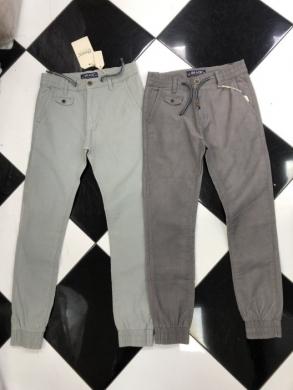 Spodnie materiałowe chłopięce (134-164) TP522