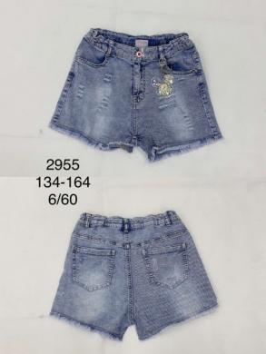 Spodenki dziewczęce (134-164) TP430