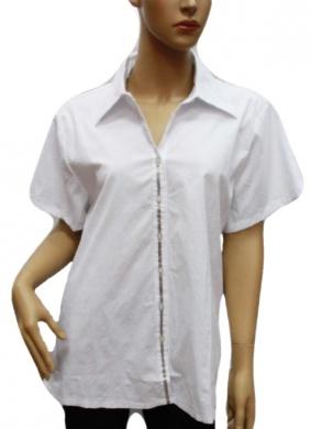 Koszule Damskie krótki rękaw ( 44-54 ) PRM 102