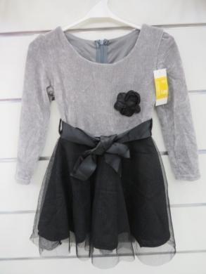 Sukienka świąteczna dziewczęca (4-14) KM12767
