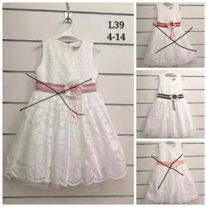 Sukienka wizytowa dla dziewczynki (4-14) TP753
