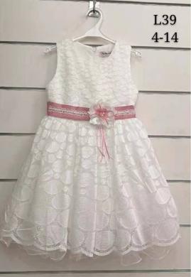 Sukienka wizytowa dla dziewczynki (4-14) TP751