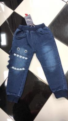 Spodnie jeansowe chłopięce (1-5) TP496