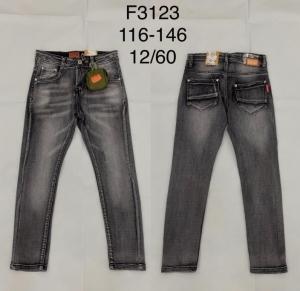Spodnie jeansowe chłopięce (116-146) TP495