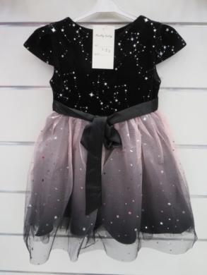 Sukienka świąteczna dziewczęca (4-14) KM12773