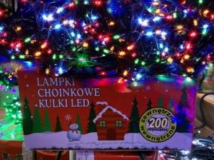Lampki led Flash ( 200 Led  ) TP242
