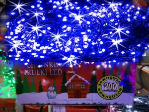 Lampki led Flash ( 200 Led  ) TP244