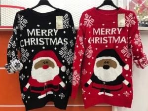 Swetry damskie świąteczne - Ytalia (standard) KM14236