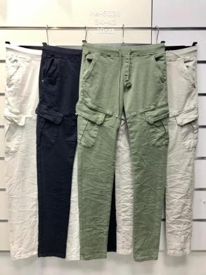 Spodnie bojówki damskie (34-42) NL2103