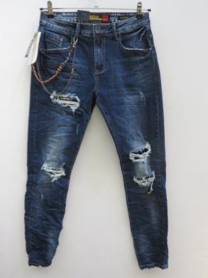 Spodnie jeansowe męskie (29-36) KM15856