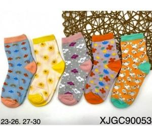 Skarpety dziewczęce (23-30) NL4014