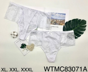 Stringi damskie (XL-2XL) NL4426