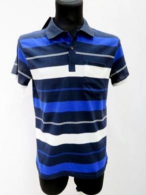 T-shirt męski z krótkim rękawem (M-3XL) KM16665