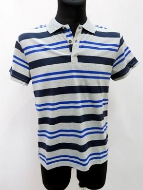 T-shirt męski z krótkim rękawem (M-3XL) KM16670