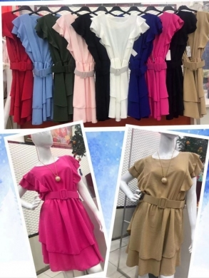 Sukienka Damska - Włoska (standard) NL2303