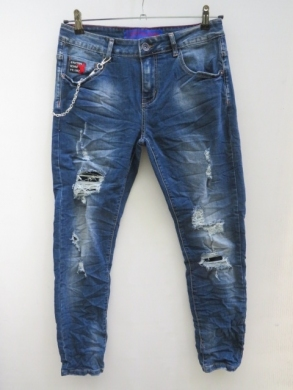 Spodnie jeansowe męskie (30-38) KM15858