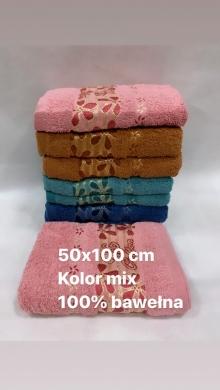 Ręcznik kąpielowy 100% bawełniane ( 50 x 100 )- Turecka 548