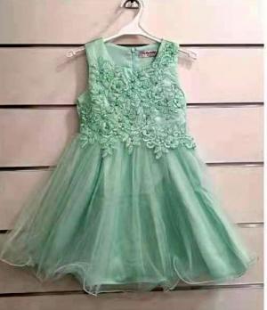 Sukienka wizytowa dla dziewczynki (4-14) TP755