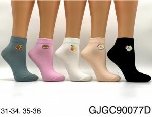 Skarpety dziewczęce (31-38) NL4002