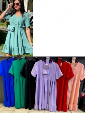 Sukienka Damska - Włoska (standard) NL2091
