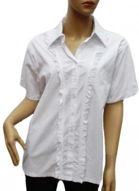 Koszule Damskie krótki rękaw ( 44-54 ) PRM 99