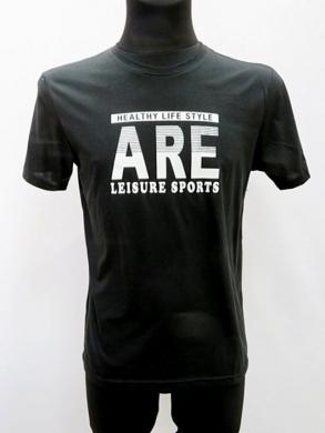 T-shirt męski z krótkim rękawem (M-3XL) KM16676