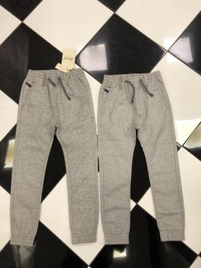 Spodnie materiałowe chłopięce (98-128) TP523