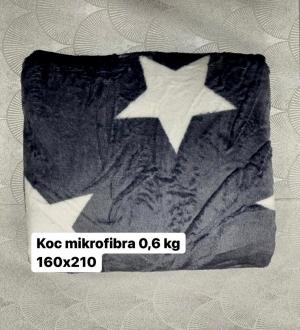 Koc mikrofibra ( 160 x 210 ) TP01