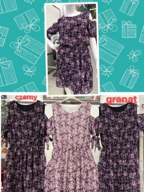 Sukienka Damska - Włoska (standard) NL2292
