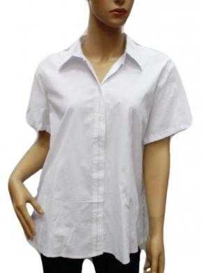 Koszule Damskie krótki rękaw ( 44-54 ) PRM 107