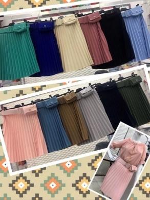 Spódnice damskie materiałowe (standard) NL2241