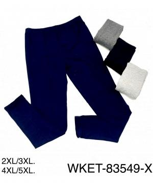 Legginsy damskie (2XL-5XL) NL4636