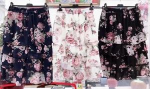 Spódnice damskie materiałowe (standard) NL2250