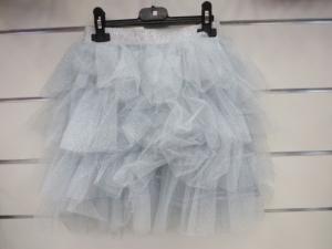 Spódnica świąteczna dziewczęca (4-14) KM12800