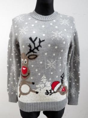 Sweter świąteczne damski (S/M-L/XL) KM11916
