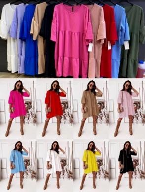 Sukienka Damska - Włoska (standard) NL2088