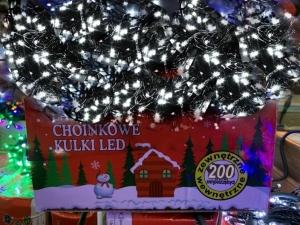 Lampki led Flash ( 200 Led  ) TP245