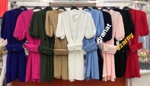 Sukienka Damska - Włoska (standard) NL2297