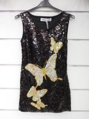 Sukienka świąteczna dziewczęca (4-14) KM12796