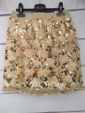 Spódnica świąteczna dziewczęca (4-14) KM12809