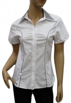 Koszule Damskie krótki rękaw ( 36-44 ) PRM 87