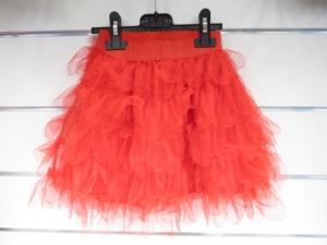 Spódnica świąteczna dziewczęca (4-14) KM12801