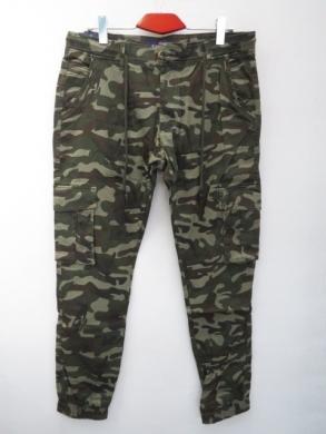 Spodnie bojówki męskie (31-40) KM15766
