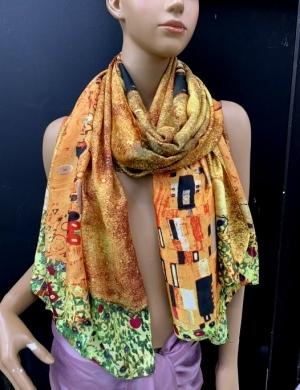 Szaliki damskie  Silk  50% , Viscose 50% (Standard) NL800