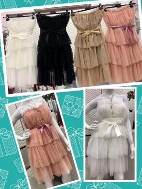 Sukienka Damska - Włoska (standard) NL2278