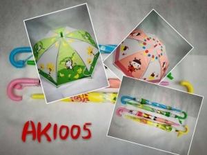 Parasol laska półautomat dla dzieci KM12883